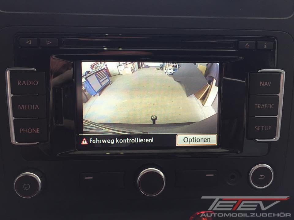 VW T5 Rückfarhkamera