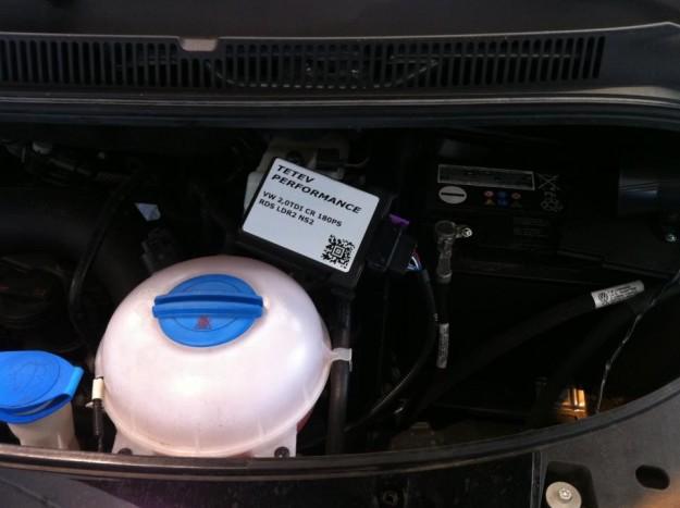 VW T5 Leistungsoptimierung