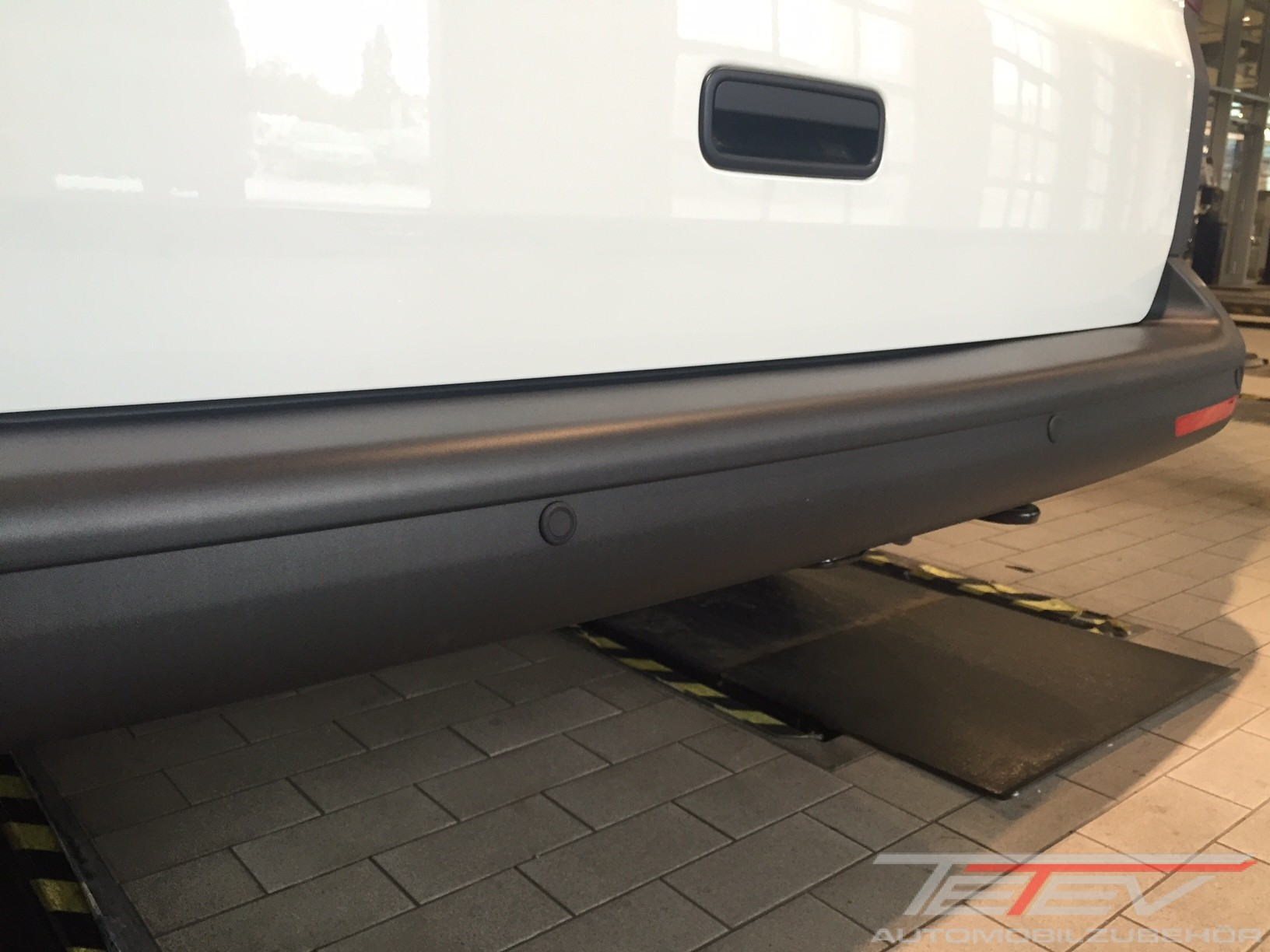 Einparkhilfe VW T5 Transporter