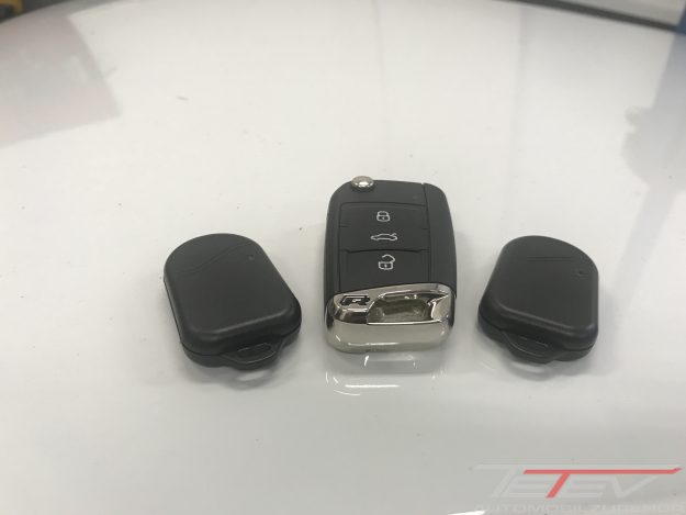 Golf R Transponder