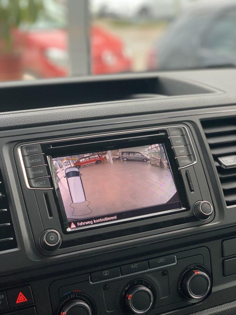 VW T6 Rückfahrkamera 2 7 19