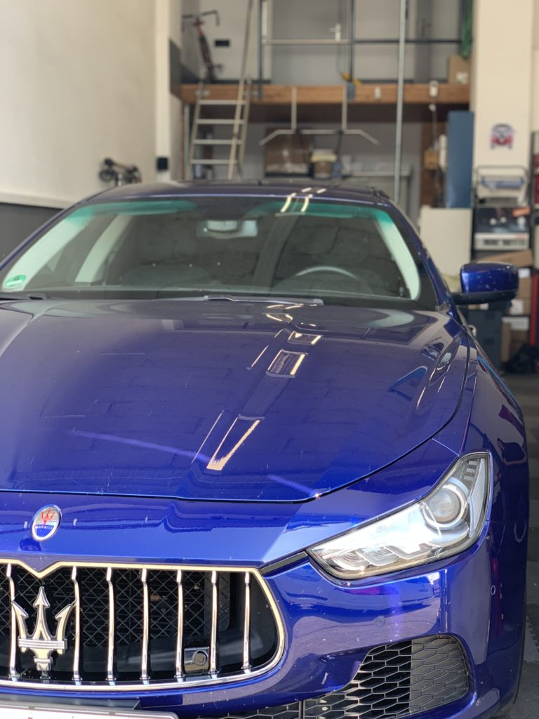 Maserati Ghibli Soundbooster 1 7 19