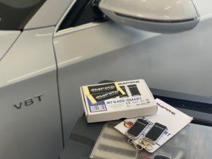 Ampire WFS400 Audi A8